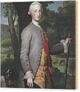 Mengs, Anton Raphael 1728-1779. Charles Wood Print