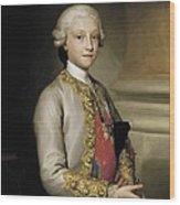 Mengs, Anton Raphael 1728-1779. Infante Wood Print by Everett