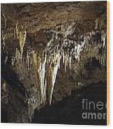 Meramec Caverns - 2 Wood Print