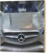 Mercedes Concept 2013 Wood Print