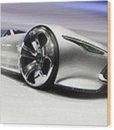 Mercedez Benz Amg Vision Gran Turismo  Wood Print