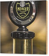 Mercer Hood Ornament  Wood Print