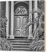 Mercer House Cat Wood Print