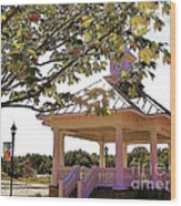 Merchant Square Wood Print