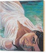 Mermaid Helen Wood Print