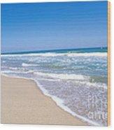 Merritt Island Nwr, Florida Wood Print