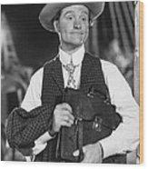 Merton Of The Movies, Red Skelton, 1947 Wood Print