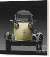 Messerschmitt 1957 Wood Print
