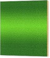 Metal Texture Green Background Wood Print