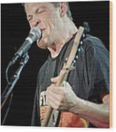 Metallica 96-jason-013 Wood Print