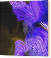 Metamorphose Wood Print