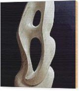 Metaphysical Shape Wood Print
