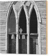 Methodist Wood Print