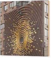 Metronome Wood Print