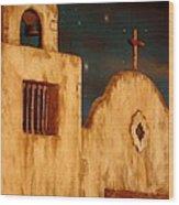Mexican Night Wood Print