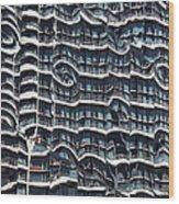 Miami 6 Wood Print