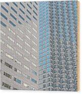 Miami Architecture Detail 2 Wood Print