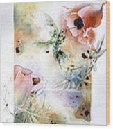 Mica Jewels Wood Print