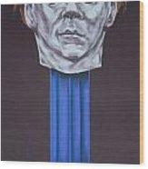 Michael Myers  Wood Print