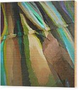 Michael Richard Rosenblatt Paints I Wood Print