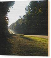 Michigan Sunrise 03 Wood Print