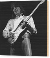 Mick Of Mott The Hoople And Bad Company Wood Print