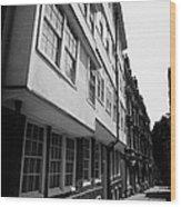 middle temple lane London England UK Wood Print