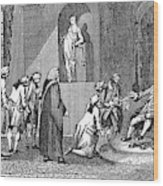 Middlesex Petition, 1769 Wood Print