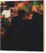 Midnight Feast Wood Print