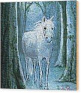 Midsummer Dream Wood Print