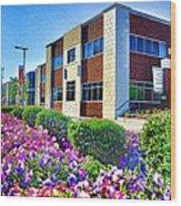 Geis Midtown Tech Park - Cleveland Ohio Wood Print
