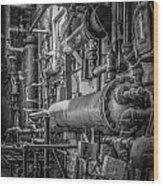Mill-3706 Wood Print