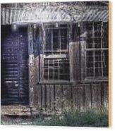 Mill House Wood Print