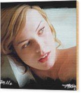 Milla Wood Print