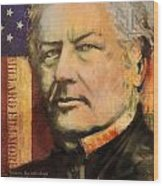 Millard Fillmore Wood Print