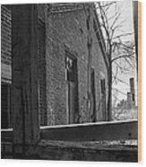 Milwaukee - Solvay Coke And Gas Company  8  Wood Print