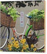 Milwaukee Summer  Wood Print