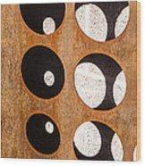 Mind - Contemplation Wood Print