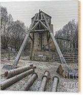 Minera Lead Mines Wood Print