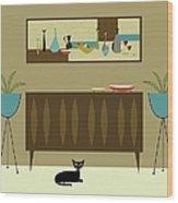 Mini Still Life Wood Print
