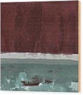 Minima - Brg01dd Wood Print