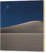 Minimal Mesquite Wood Print