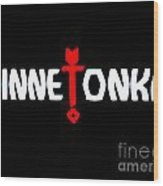 Minnetonka Wood Print