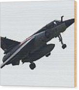 Mirage F1 Wood Print