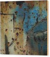 Mirage Of Malice  Wood Print