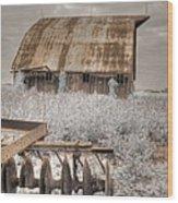 Missouri Barn Wood Print