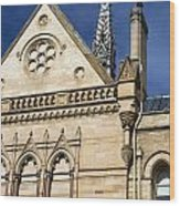 Mitchell Building University Of Adelaide Wood Print
