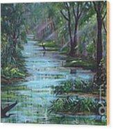 Mitchellcountyparadise Wood Print