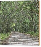 Mitchelville Wood Print