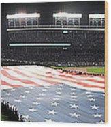Mlb Oct 28 World Series - Game 3 - Wood Print